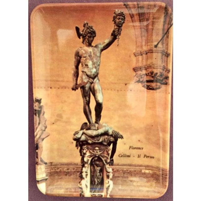 Vintage Mebel Melamine Italian Souvenir Tip Trays - Set of 5 - Image 8 of 11