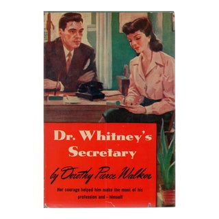 Dr. Whitney's Secretary Book