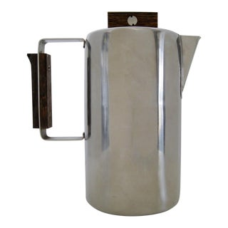 Sartel French Stainless Steel Coffee Pot