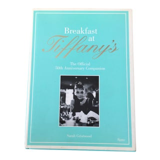 """""""Breakfast at Tiffany's"""" Coffee Table Book"""