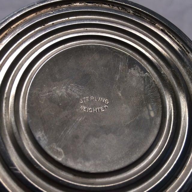 Vintage Sterling Silver Pedestal Dish - Image 6 of 10