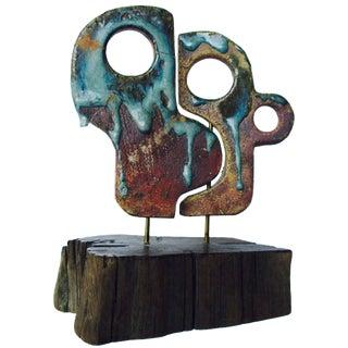 Modernist Noguchi Inspired Kinetic Sculpture