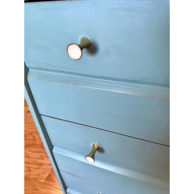 Mid-Century Tallboy Dresser - Image 5 of 7