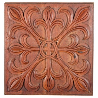 Gothic Revival Panel From Cher's Malibu Residence