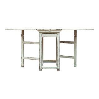 Sarreid Ltd. Charlie's Woodenhinge Dropleaf Table