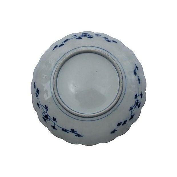 Image of Antique Porcelain Japanese Imari Charger