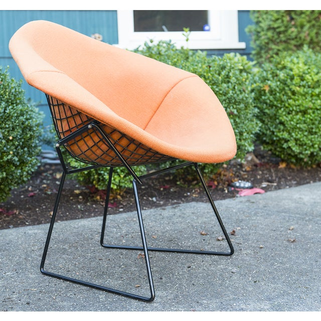 Vintage Harry Bertoia Diamond Chair by Knoll - Image 5 of 9
