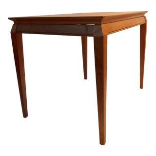 Danish Teak End Table