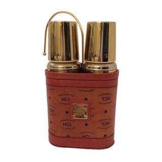 HCL Handcrafted Leather Goods Beverage Container