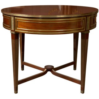 19th Century Russian Neoclassical Centre Table