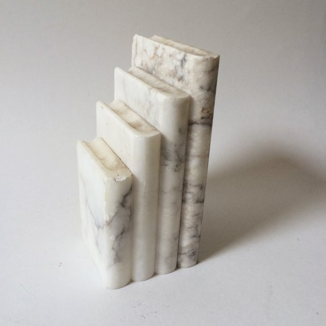 Vintage Marble Bookend - Image 2 of 7