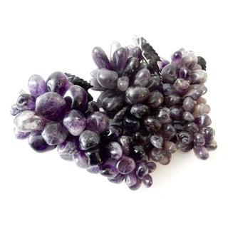 Amethyst Grapes Semi Precious Stones - 3