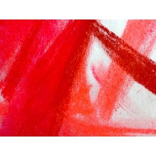 """Caviar in Steel"" Original Pastel Drawing"