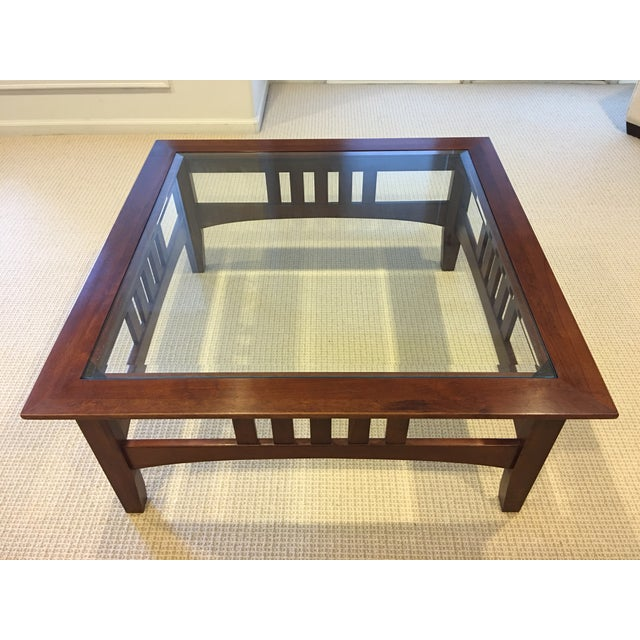 Ethan Allen Coffee Table - Image 2 of 3
