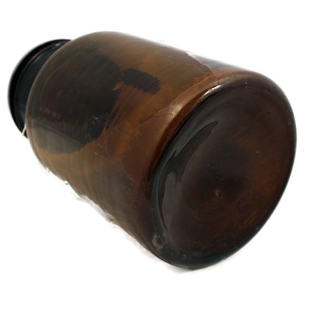 Image of Wide Mouth Antique Chemist Jar