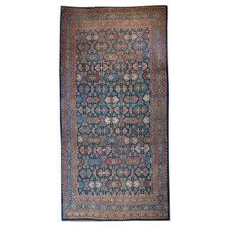 19th Century Bidjar Carpet