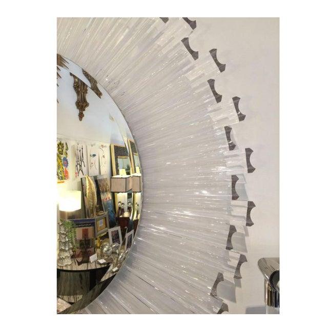 Modern Acrylic Modern Mirror - Image 2 of 3