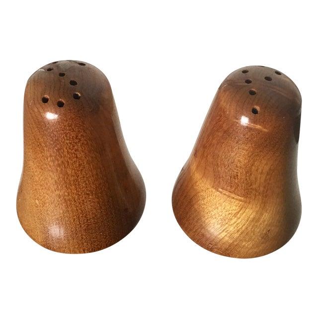 """Danish Modern """"S & P"""" Salt & Pepper Shakers - Image 1 of 5"""