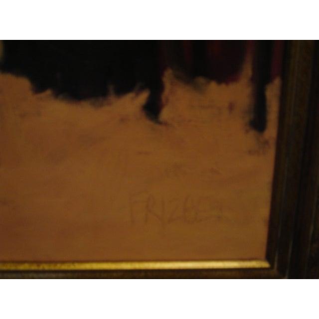 Image of Original Signed Oil Painting - Paula Frizbe