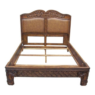 Tommy Bahama Queen Bed