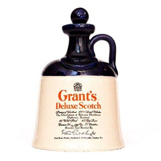 Grant's Deluxe Scotch Decanter
