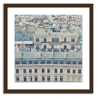 """Paris Rooftops,"" Photograph by Cindy Prins"