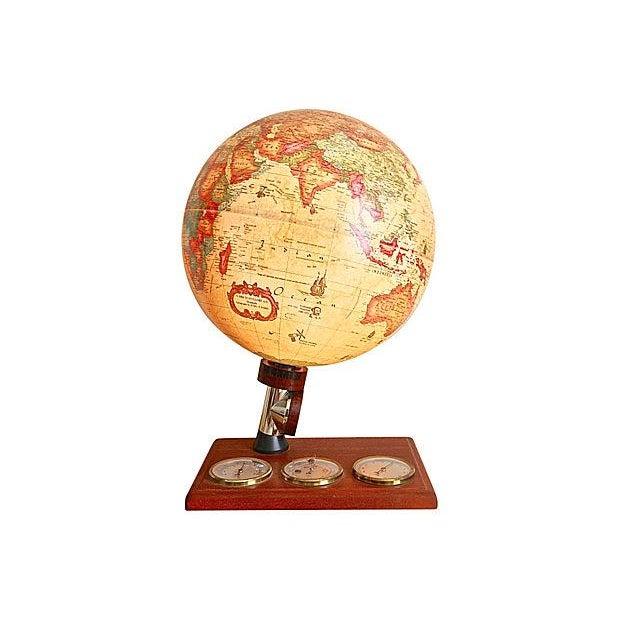 Vintage Globe Desk Lamp - Image 2 of 6