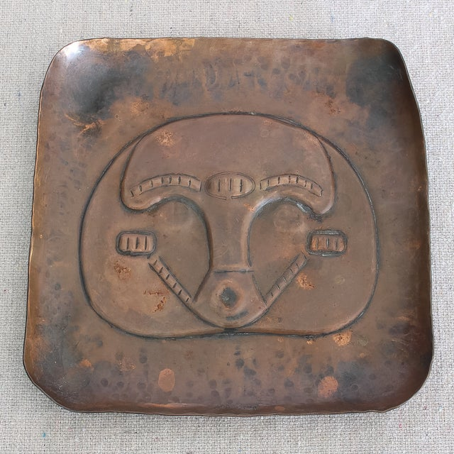 Art Deco African Box & Tray - Image 4 of 8