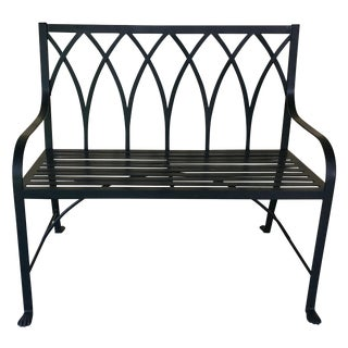 McKinnon-Harris Essex Green Garden Bench
