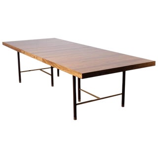 Bleached Rosewood Dining Table by Harvey Probber