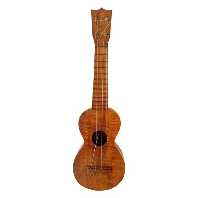 Hawaiian Koa Ukelele - Image 1 of 5
