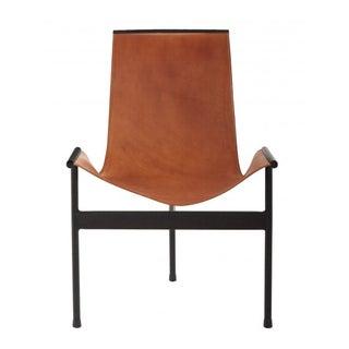 Leather Sling 3 Leg Zaha Chair