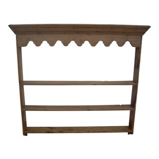 Antique Wall Shelf