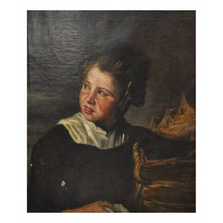 After Frans Hals Dutch School 19th C.