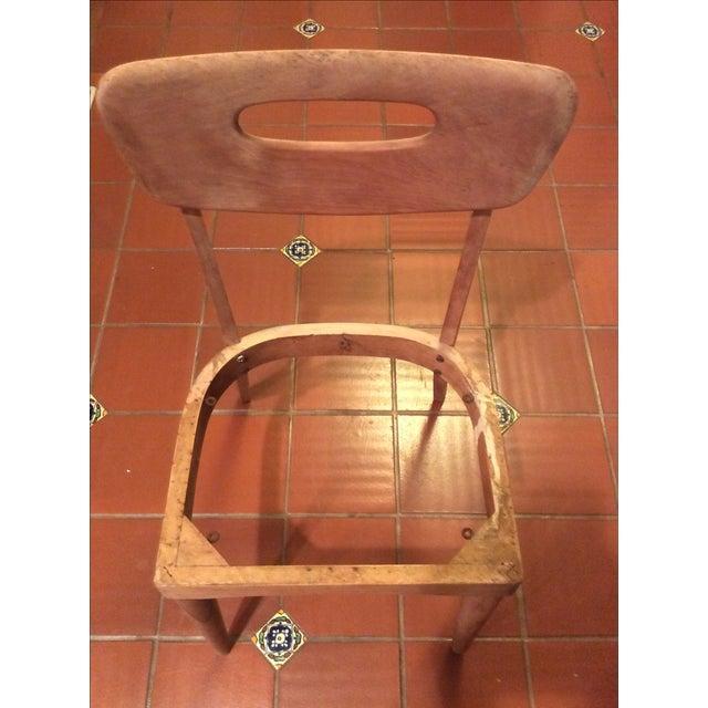 Haywood Wakefield Birch Chairs - Pair - Image 2 of 4