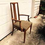 Image of Mid-Century High Back Dining Chairs - Set of 6
