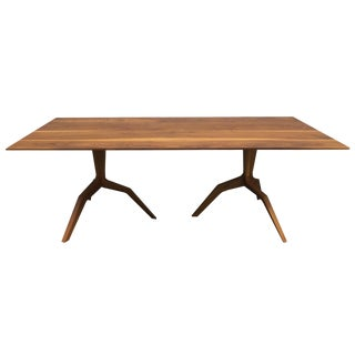 Matthew Hilton De La Espada Walnut Table
