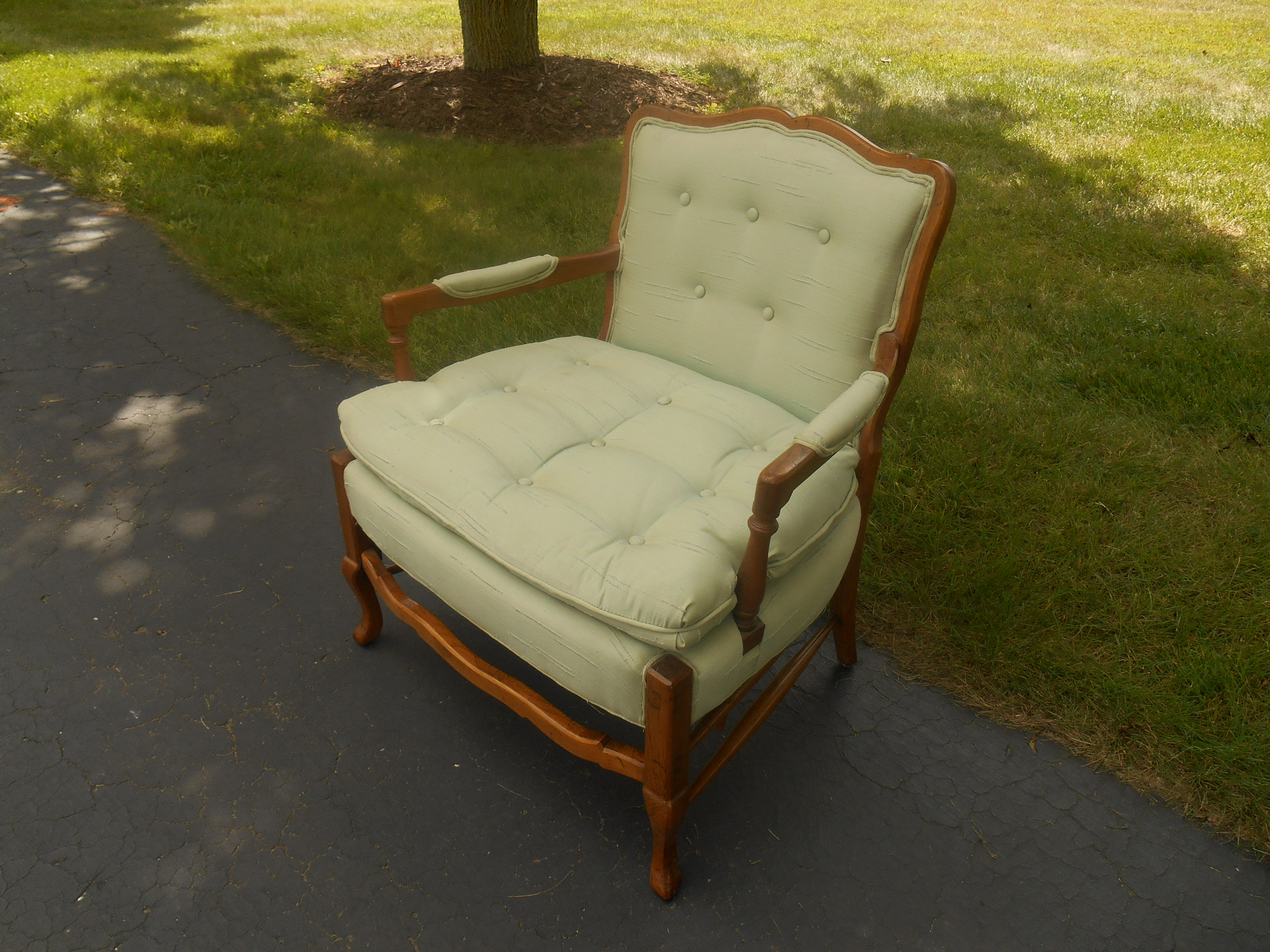 Charming North Hickory Furniture Co. Lounge Chair   Image 2 Of 5