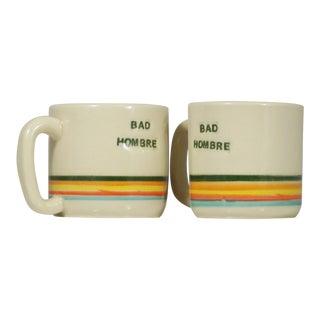 Handmade Bad Hombre Mug