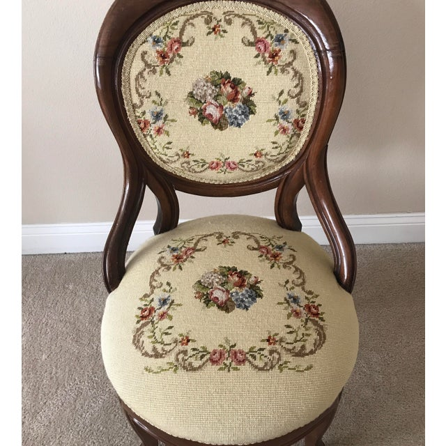 Louis XV Bergere Chair - Image 4 of 4