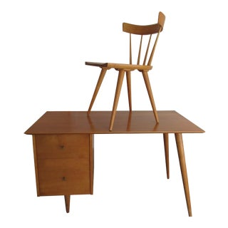 Paul McCobb Planner Desk & Chair