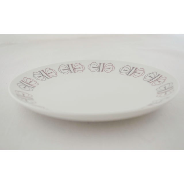 Image of Franciscan Ware Merry-Go-Round B&B Plate - Set/8