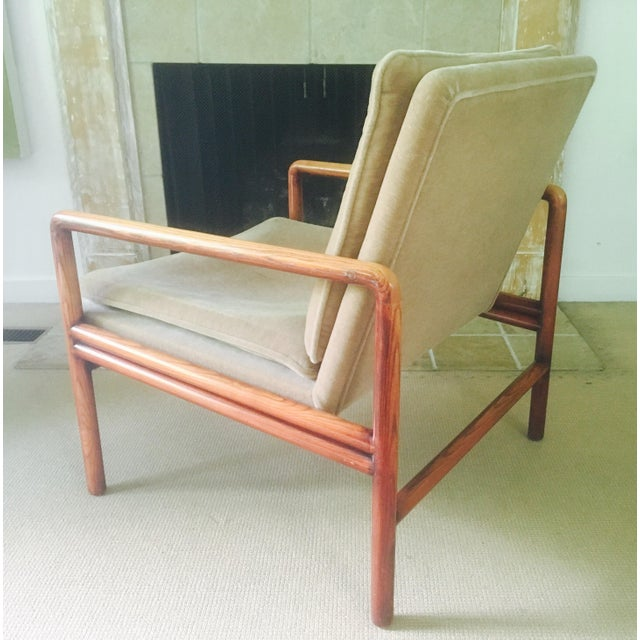 Mid Century Lounge Chairs - a Pair - Image 7 of 11