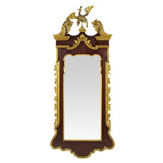 19th-C. Georgian Style Mirror