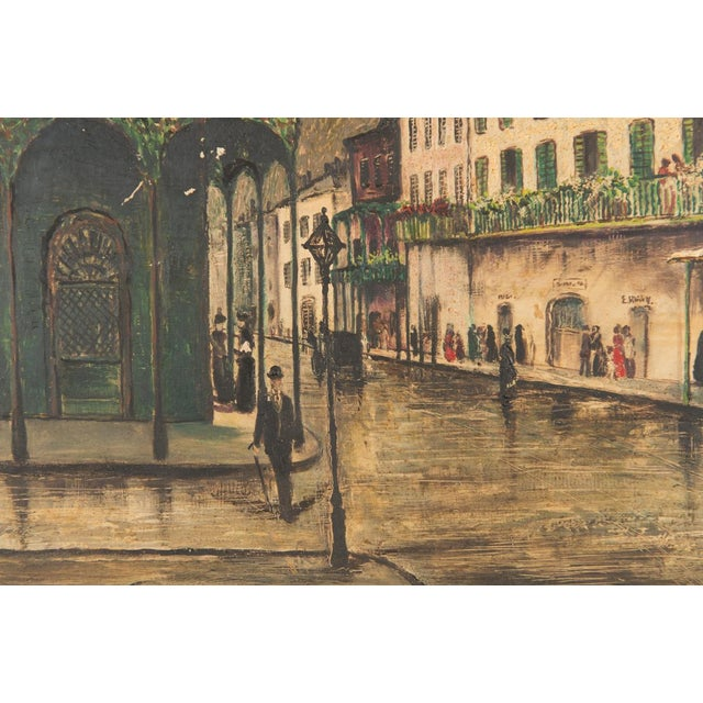 """""""New Orleans """" Oil Painting by George Orry-Kelly - Image 5 of 10"""