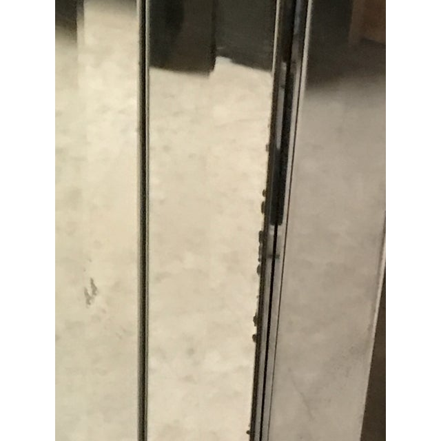 Vintage Ello Six Door Mirrored Credenza - Image 9 of 11