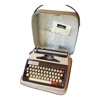 Wizard Mid-Century Typewriter