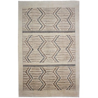 "Hand Knotted Navajo Rug - 12'2"" X 9'3"""