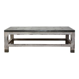 Sarreid Ltd. Wood Coffee Table