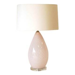 Emporium Home Jaimie Lamp in Pink